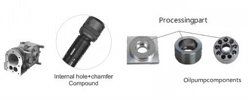ID Through Roller Burnishing Tools Instructions, ID Blind Roller Burnishing Tools Processing