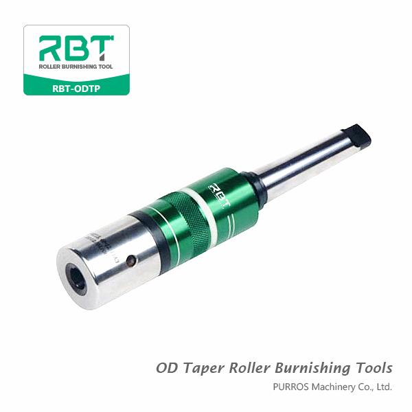 OD Taper Roller Burnishing Tools RBT-ODT Manufacturer, OD Taper Roller Burnishing Tools Exporter, OD Taper Roller Burnishing Tools Supplier