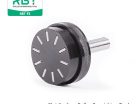 What are the characteristics of Flat Surface Roller Burnishing Tools?