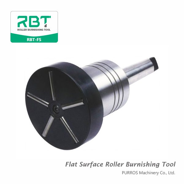 Flat Surface Roller Burnishing Tool RBT-FS Exporter