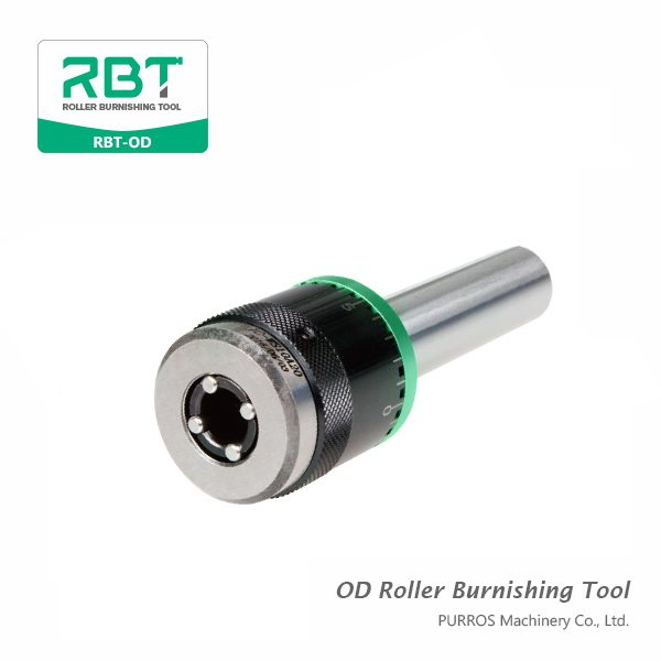 High Quality Range of OD Roller Burnishing Tools (Outside Diameters Roller Burnishing Tools) RBT-OD
