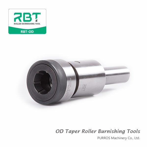 OD Taper Roller Burnishing Tools RBT-ODTP Manufacturer, Exporter and Supplier