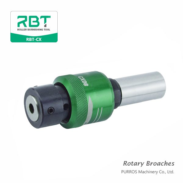 External Rotay Broach Tool, Special Form Polygon Solutions Rotary Broaching Tools Manufacturer
