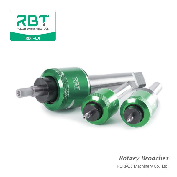 RBT is the professional rotary broaches manufacturer, supplier and exporter