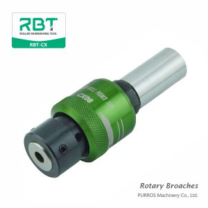 RBT Special Form Rotary Broaches, Rotary Broaching Tools Manufacturer