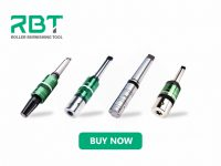 Three types of RBT burnishing tools, buy RBT Roller Burnishing Tools
