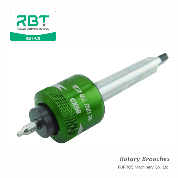 RBT Square Rotary Broaches, Rotary Broaching Tools Manufacturer
