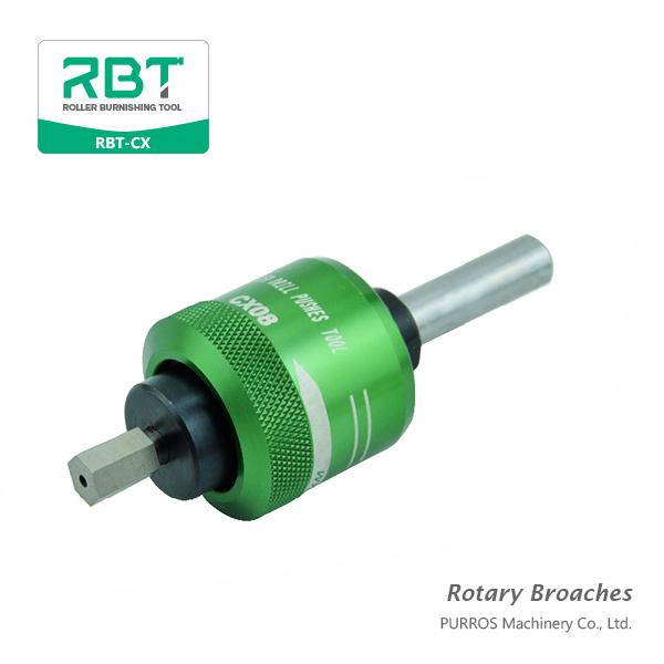 RBT Hexagonal Rotary Broaching Tool, Hex Rotary Broacher Manufacturer