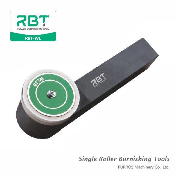 RBT Single Roller Outer Diameter Burnishing Tools, Outside-Surface Single-Roller Burnishing Tool