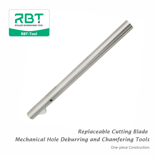 BURRAWAY – universal deburring tools, Replaceable Cutting Blade Mechanical Hole Deburring and Chamfering Tools (One-piece Construction)