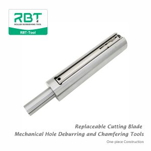 Burraway Tools RBT Replaceable Cutting Blade Mechanical Hole Deburring and Chamfering Tools
