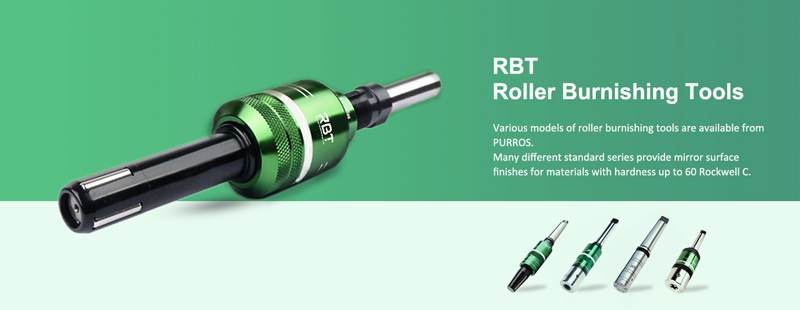 How to select and use roller burnishing tool