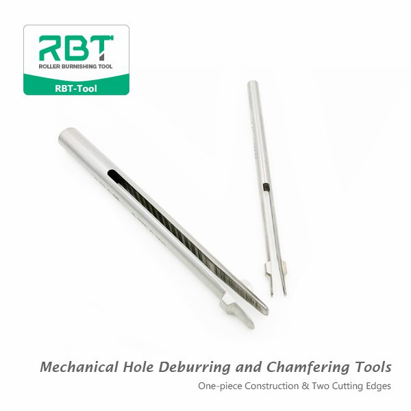 RBT Mechanical Hole Deburring and Chamfering Tools (One-piece Construction & High volume & No adjustment)