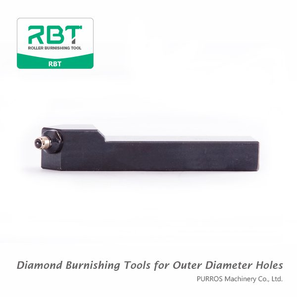 Turning-Holder Style Diamond Burnishing Tools Manufacturer & Supplier