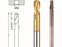 Integrated Drilling, Chamfering and Deburring Tools in a Single Process