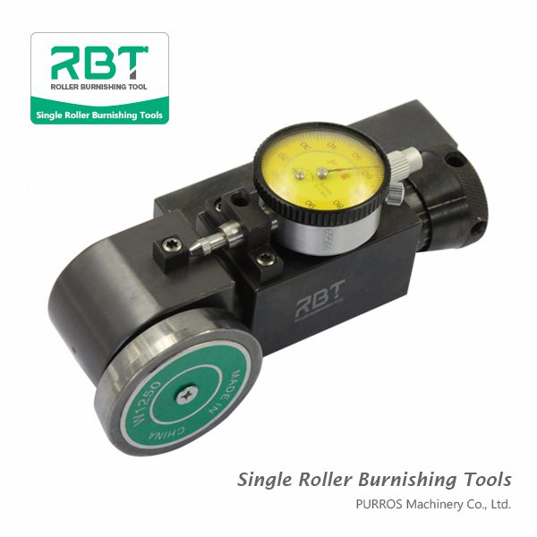 Modular Single Roller Burnishing Tool for Deep Rolling, ID & OD Single Roller Burnishing Tools Manufacturer & Exporter & Supplier