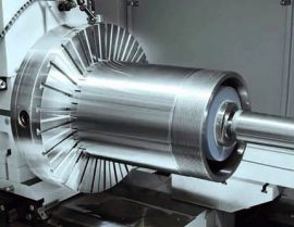 The difference between grinding processing and Rolling Machining