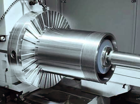 The difference between internal hole grinding processing and Rolling Machining