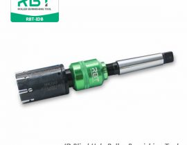 What are the problems to be paid attention to in using RBT deep hole roller burnishing tool?