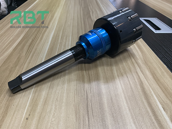 customized blind hole type 95mm diameter inner hole rolling tool